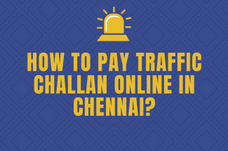 How to Paying Traffic Challan Online in Chennai?
