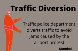 Thumbnail for the post titled: TRAFFIC SITUATION IN MUMBAI