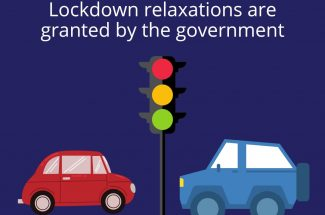Thumbnail for the post titled: TRAFFIC ISSUES INCREASES IN BENGALURU AS LOCKDOWN RELAXATIONS ARE GRANTED