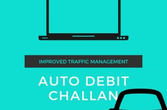 Thumbnail for the post titled: AUTO DEBIT CHALLAN FOR TRAFFIC VIOLATIONS IN HARYANA