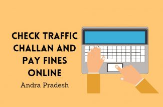 Thumbnail for the post titled: CHECK TRAFFIC CHALLAN AND PAY FINES ONLINE IN ANDRA PRADESH