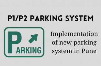 Thumbnail for the post titled: IMPLEMENTATION OF NEW PARKING SYTEM IN PUNE