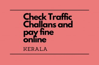 Thumbnail for the post titled: CHECK TRAFFIC CHALLAN AND PAY FINES ONLINE IN KERALA