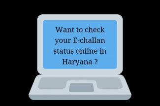 Thumbnail for the post titled: CHECK AND PAY YOUR E-CHALLAN STATUS ONLINE IN HARYANA