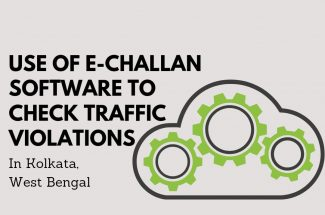Thumbnail for the post titled: USE OF E-CHALLAN SOFTWARE TO CHECK TRAFFIC VIOLATIONS IN KOLKATA