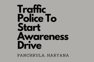 Thumbnail for the post titled: TRAFFIC POLICE TO START AWARNESS DRIVE IN PANCHKULA, HARYANA