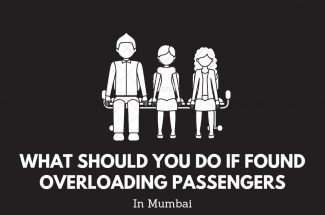 Thumbnail for the post titled: WHAT SHOULD YOU DO IF FOUND OVERBOARDING PASSENGERS IN MUMBAI?