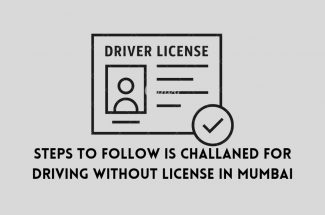 Thumbnail for the post titled: STEPS TO FOLLOW IF CHALLANED FOR DRIVING WITHOUT LICENSE IN MUMBAI