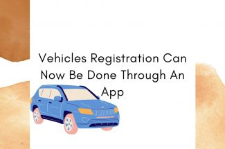 Thumbnail for the post titled: VEHICLE REGISTRATIONS CAN NOW BE DONE THROUGH AN APP