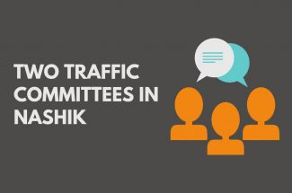 Thumbnail for the post titled: TWO TRAFFIC COMMITTEES IN NASHIK