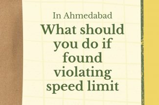 Thumbnail for the post titled: WHAT SHOULD YOU DO IF FOUND VIOLATING THE SPEED LIMIT IN AHMEDABAD?