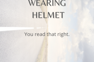 Thumbnail for the post titled: SUV Driver Fined For Not Wearing Helmet